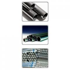 Stainless Steel, Carbon Steel, Alloy Steel