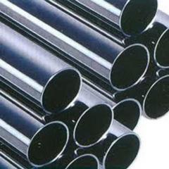 Steel seamless tubes for gas pipelines