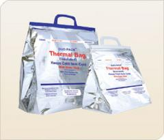 Thermal Bags with Flat Bottom & Side