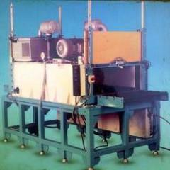 Vaccum Forming And Crushing Machine For Vehicles