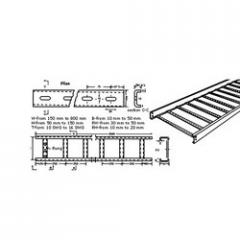 Ladder Type Cable Tray (CTL)