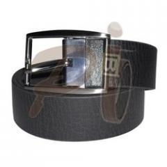 Men's Natural Leather Belt