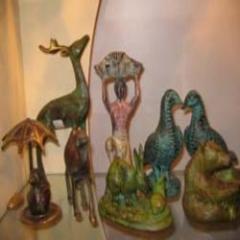 Animal & Statue