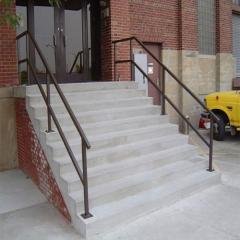 Square Tube Handrail