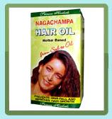 NAGACHAMPA HERBAL HAIR OIL
