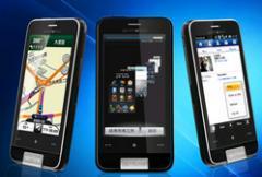 Garmin Asus Nuvifone M10 PDA