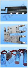 Células de electrólisis para la extracción de
