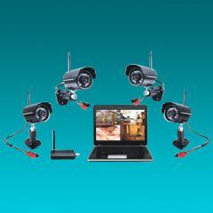 Wireless DVR With Camera