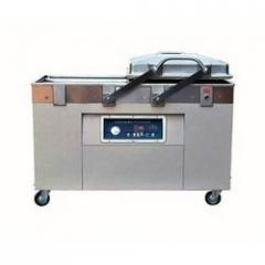 Double Chamber Vaccum Packing Machine