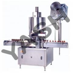 Rotary Cap Sealing Machine