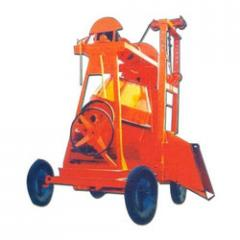 Concrete Mixer Mobile Hoist 2 Leg