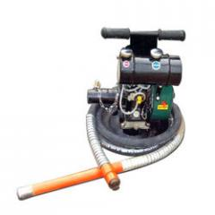 Petrol Vibrator With Nozzle