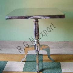 Aluminium Dining Table