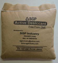 Container  Desiccant  / Protection water