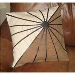 Designer Leather Cushions