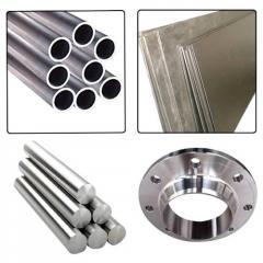 Titanium Pipes & Flanges