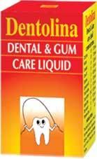 Dentrolin (Dental and Gum care lotion)