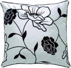 Dupion Embroidery Cushion