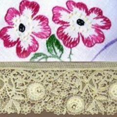 Embroidery, Lace & Quilted Fabric