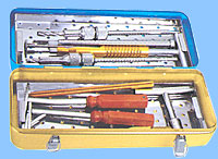 Hip Barrel Plate Instrument Set
