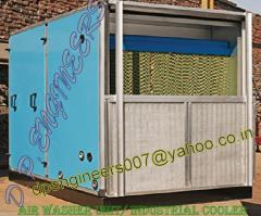 Air Washer Unit, Industrial Cooler