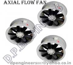 Axial Flow Fans (Duct Mounting)