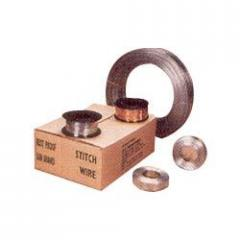 Copper Coated Stitching Wire