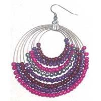 Beaded Fashion Earrings