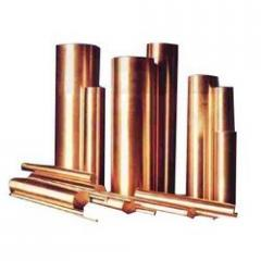 Copper Chromium Zirconium Alloys