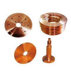 Copper Chromium Seam Welding Wheels