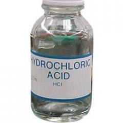 Hydrochloric Acid LR/AR Grade