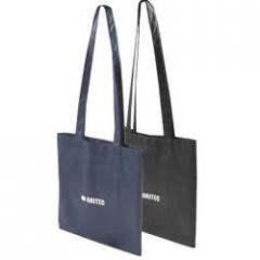 Non Woven Loop Gusset Bags