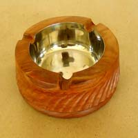 Wooden Ashtrays