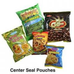 Food Pouches Packaging