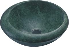 Green Marble Stone Basin