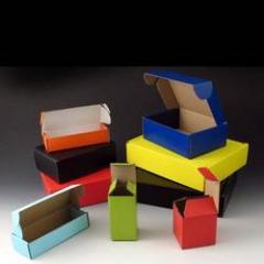 Multi Colored Boxes