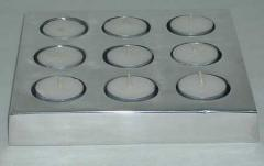 Aluminium Tea Light Holder