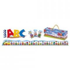 Loco ABC Jigsaw toy