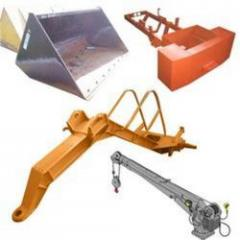 Earth Moving Equipments And Parts