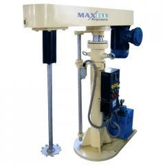 VFD Controlled Hydraulic Disperser