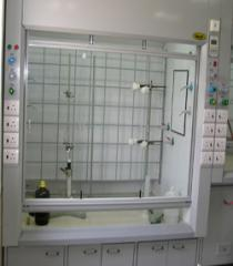Restricted By - Pass Fume Hood