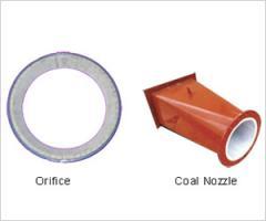 Alumina Ceramic in Coal Mill Pulverizer and Pipe
