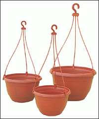 Corfu Hanging Pots
