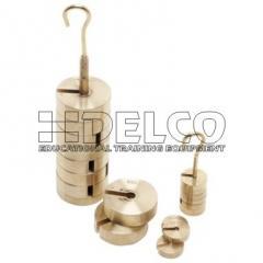 Masses SET, Brass 9270