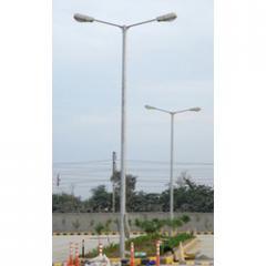 Solar Light Pole