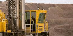 Rotary blasthole drill rigs