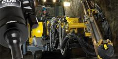 Hydraulic Rock Drills