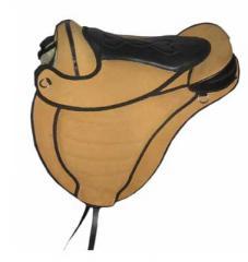 Leather Tree Less Saddle