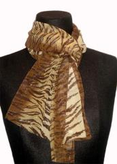 Polyester/Polyamide printed stole