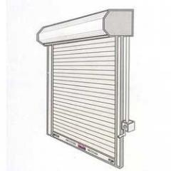 Rolling Shutters With Gear Type